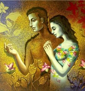 Prashanta Nayak Painting