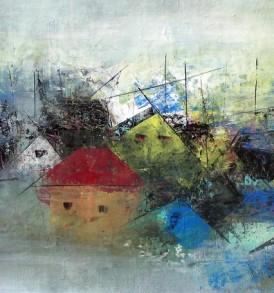 M Singh Painting