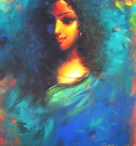 Tapas Sardar Painting