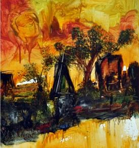 Vikas Kalra Painting