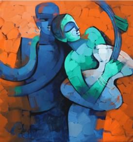 Deepa Vedpathak Painting