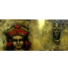 Sanjib Gogoi Painting