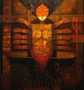 Ranit Dutta Painting
