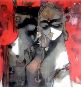 Sachin Jaltare Painting