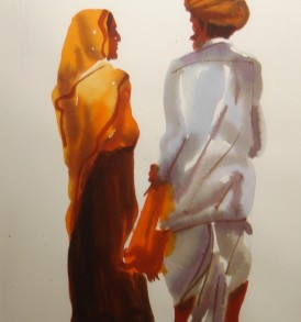Sanjay Bhattacharya Painting