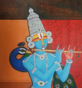 Satya Gannoji Painting