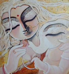 Subrata Ghosh Painting