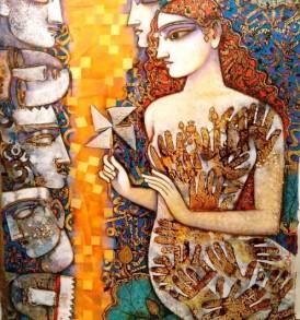 Manash Ranjan Jena Paintng