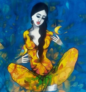 Mukesh Salvi Painting