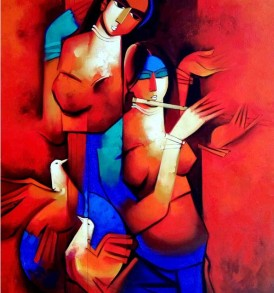 Arvind Kolapkar Painting