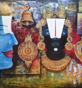 Arjun Das Painting
