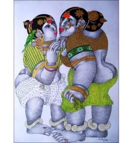 Narahari Bhawandla Painting