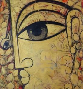 Sachindranath Jha Painting