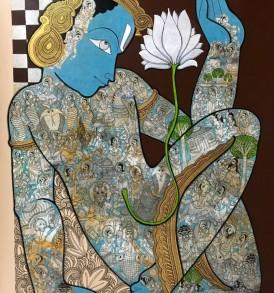 Ramesh Gorjala -indianartplace.com