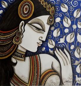 Rakesh Mandal-indianartplace.com