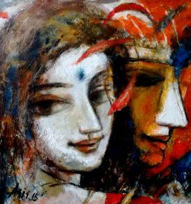 Asit Sarkar-indianartplace.com