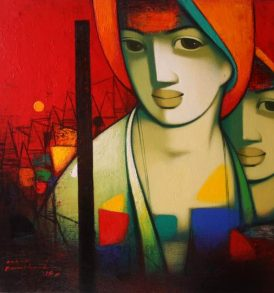 Anand Panchal-indianartplace.com