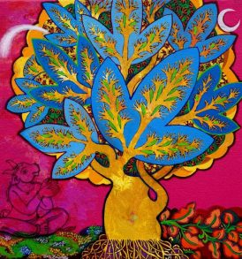 Chandra Morkonda Painting