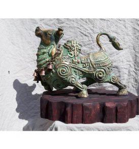 Rohan Sonavane Sculpture