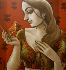 Sukanta Das Painting