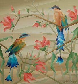 Nirakar Chowdhary Painting