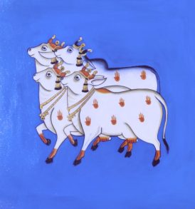 Sunil Singh Painting