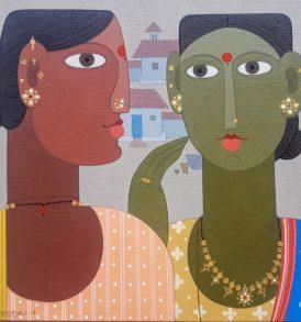 K. Narsimlu Painting