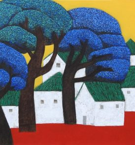 Nagesh Ghodke Painting