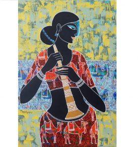 Pratiksha Bothe Painting
