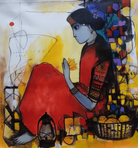 Sachin Sagare Painting