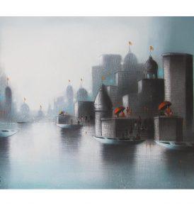 Somnath Bothe Painting