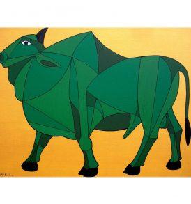 Vijay Belde Painting